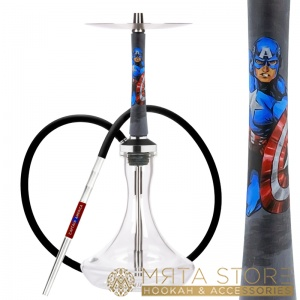 Кальян HookahTree Composite The One (Captain America)