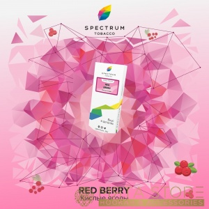 Spectrum Tobacco - Red Berry 100 гр